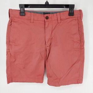 J Crew Stretch Mens 77388 Casual Shorts Size 30X9